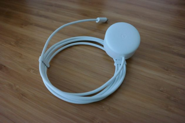 Google Home Mini Plug