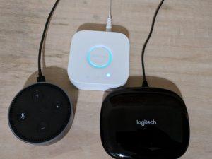 SmartThings, Logitech Harmony