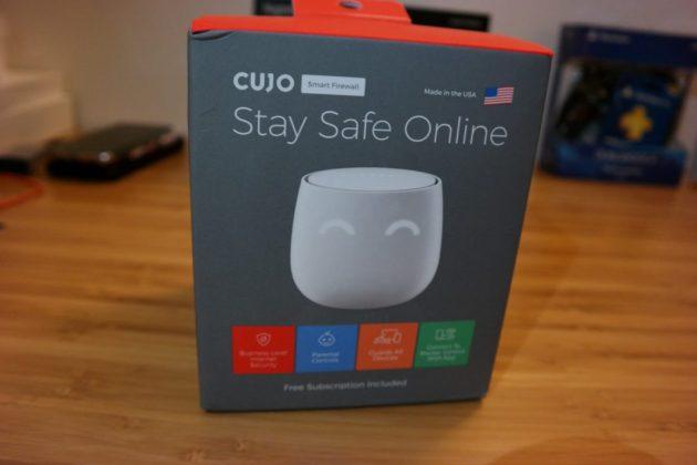 CUJO Firewall Box