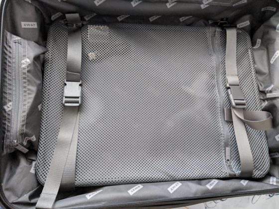 AWAY Bigger Carry On Bag Mesh