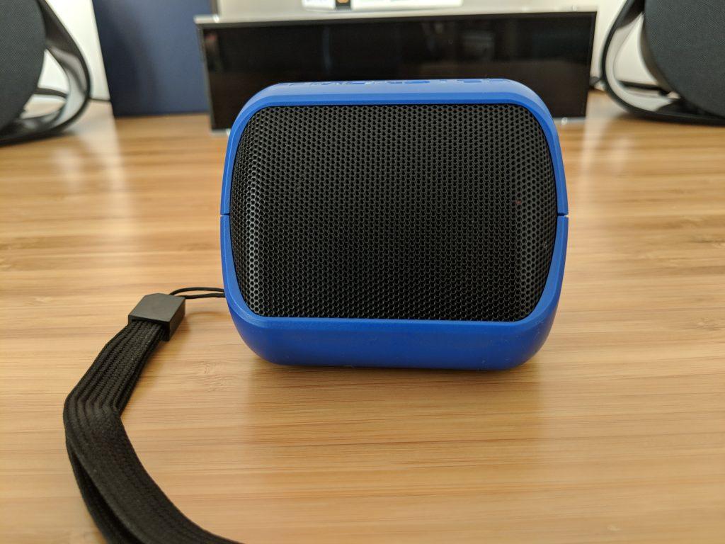 Monster Superstar S100 Wireless Speaker Left