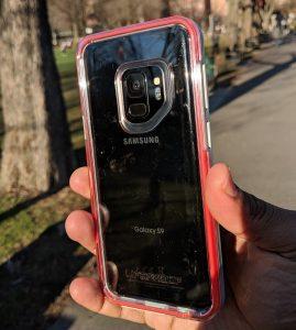 Samsung Galaxy S9 Case Lifeproof