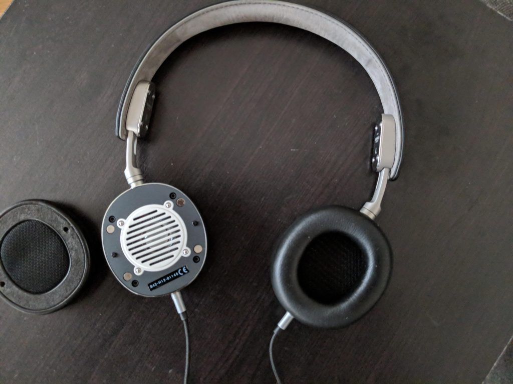 Shinola Canfield On-Ear Headphones Earpad