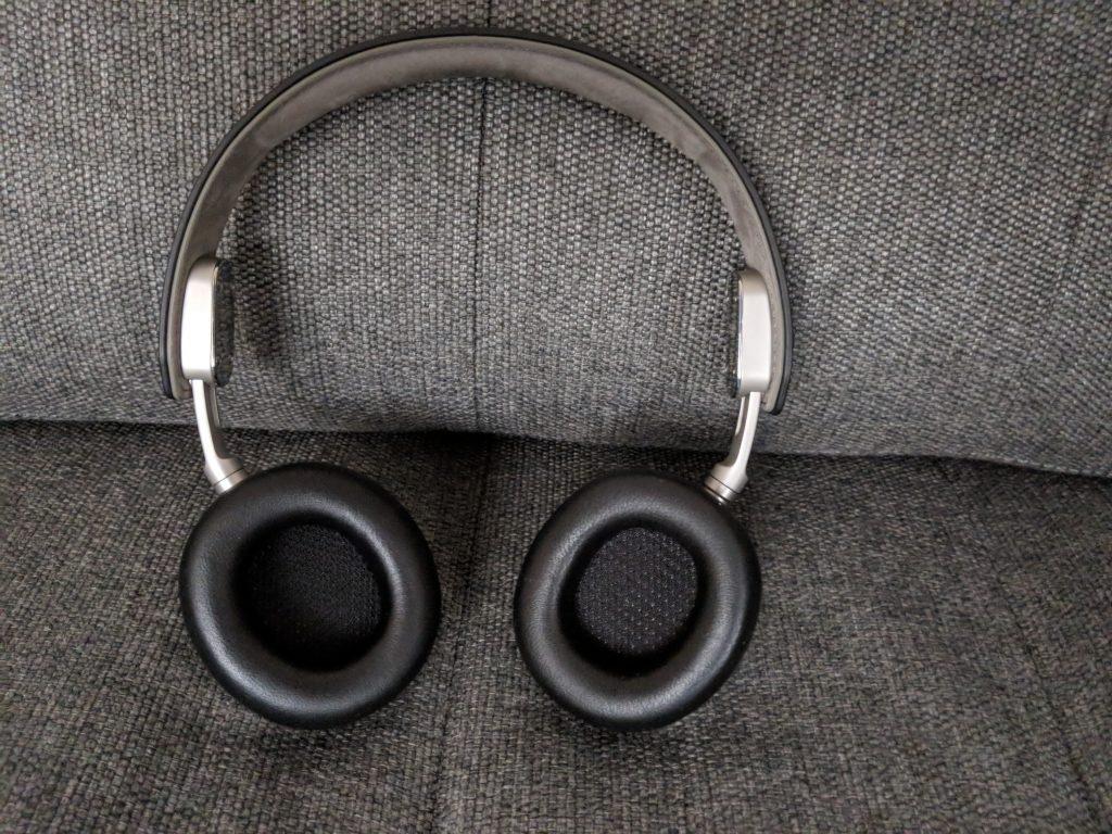 Shinola Canfield On-Ear Headphones Earpads 2
