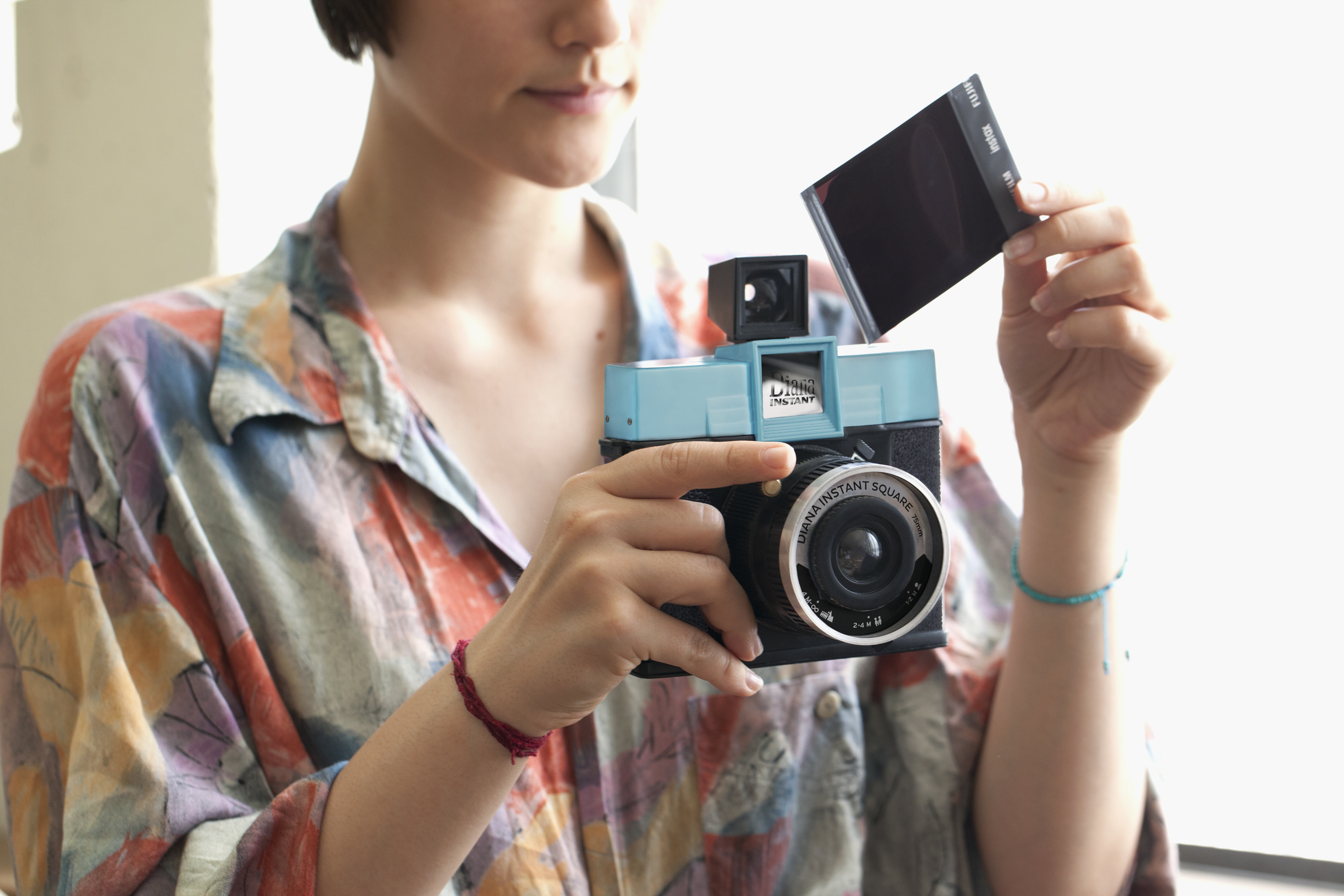 Lomography Diana Instant Square Lifestyle