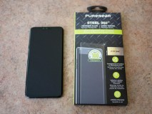 PureGear Steel 360 Tempered Glass Screen Protector