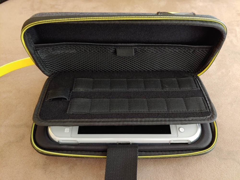 PDP Deluxe Travel Case for Nintendo Switch