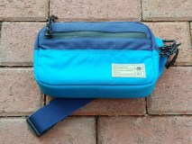HEX Aspect Blue Waist Pack