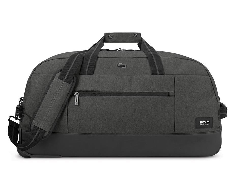Solo New York Avenue C Rolling Duffel