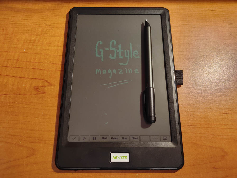 NEWYES SyncPen2
