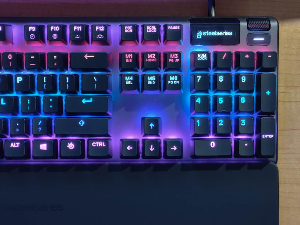 SteelSeries Apex 7 Mechanical Keyboard